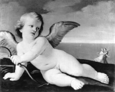 Cupid with a Bow