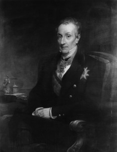 His Excellency The Prince Metternich
