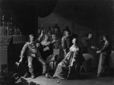 Genre Scene: A Merry Party