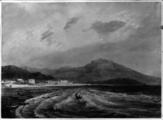 Mentone, on the Riviera