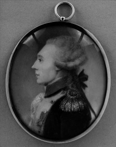 Portrait of the Marquise de La Fayette