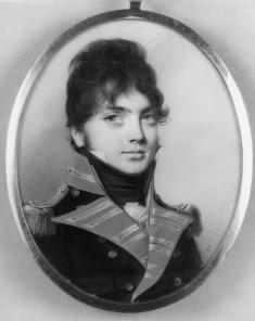 Portrait of a British Officer