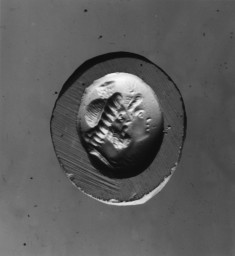 Intaglio with Jugate Heads of Isis and Serapis
