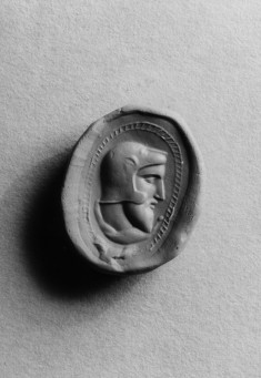 Intaglio with the Head of Herakles