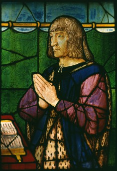 Portrait of King Louis XII of France at Prayer