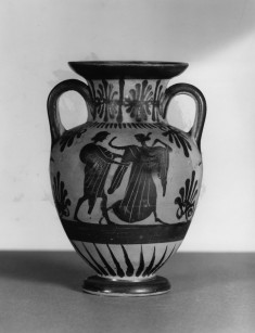 Amphora with Male and Female Figures