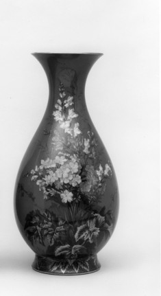 One of a Pair of Sèvres Vases
