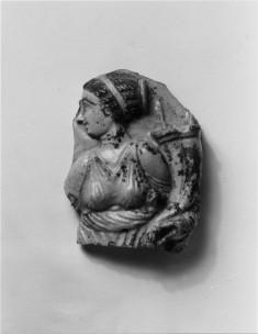 Oinochoe Fragment with Queen Arsinoe II