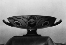 Kylix with Mask of Dionysus and Gorgon's Head Medallion