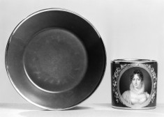 Cup and Saucer (gobelet 'litron' et soucoupe)