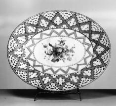 Dish or Platter (Maronnière)