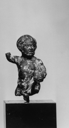 Male Figure, Possibly with Dwarfism