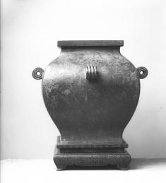 Archaic designs/inscription on bottom