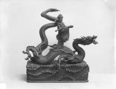 Taoist immortal Taishin O Fujin