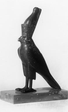 Statuette of Horus as a Hawk