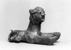 Lion-Shaped Lamp