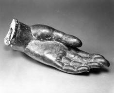 Left Hand of a Buddha