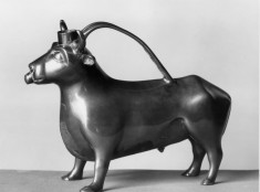 Aquamanile vessel for pouring; BULL