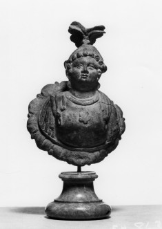Head and Bust of Soldier