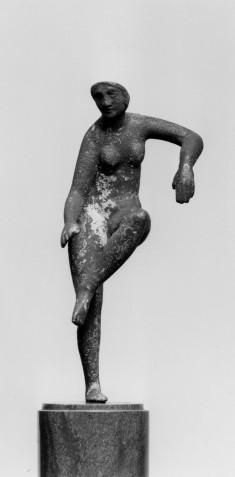 Aphrodite Loosening Her Sandal