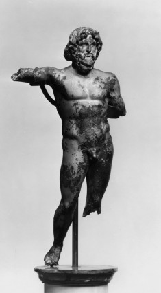 Poseidon or Zeus