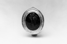 Ring with an Intaglio of Eros
