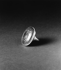 Ring with Intaglio of Fortune