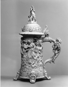 Tankard with Bacchanalia