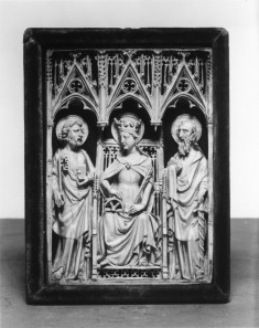 Saints Catherine, Peter and Paul