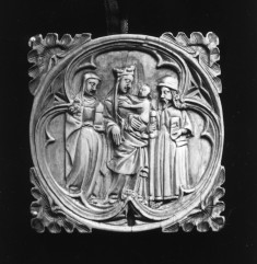 Mirror Case with the Virgin and Saints