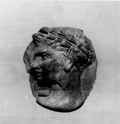 Satyr's Head