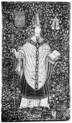 St. Louis of Anjou, Archbishop of Toulouse