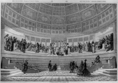 The Hemicycle of the Ecole des Beaux-Arts