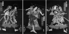 Triptych: Seizing an Arrow