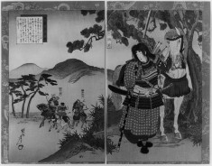 Triptych: Nihon meijo hanashi