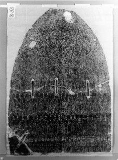 Buddha with bodhisattva's & donors