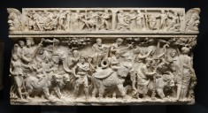 Sarcophagus with the Triumph of Dionysus