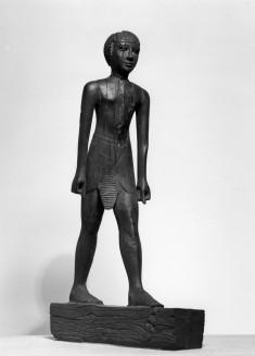 Striding Male Figure