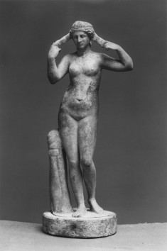 Aphrodite Drying Her Hair (Anadyomene)