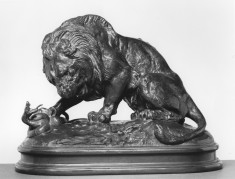 Lion and Serpent, No. 2