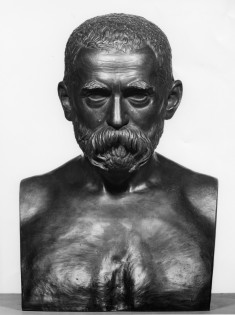Portrait Bust of William T. Walters