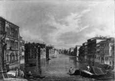Canal Scene, Venice