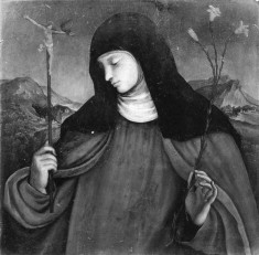 Saint Claire of Assisi