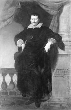 Portrait of Giovanni Battista Mora the Elder