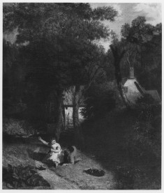 Landscape with Children at Play