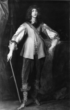 Portrait of Prince Rupert
