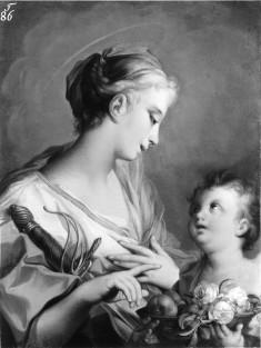 Saint Dorothea
