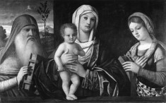Madonna and Child with St. Jerome and St. Catherine of Alexandria