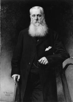 Portrait of George Aloysius Lucas