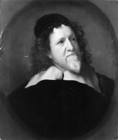 Portrait Bust of Inigo Jones